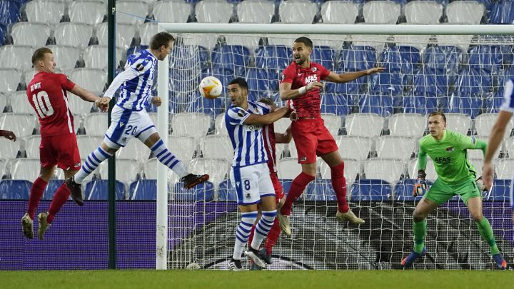 Real Sociedad - AZ Alkmaar en directo: Europa League, en vivo - AS.com
