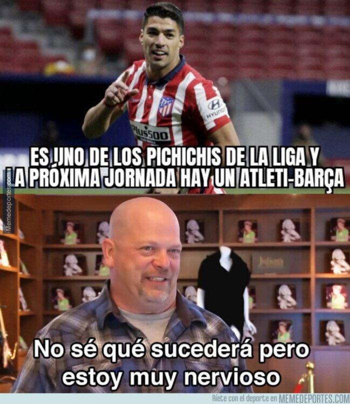 Memes del Atlético de Madrid 2