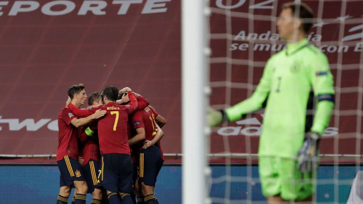 España - Alemania en directo hoy: UEFA Nations League, en vivo - AS.com