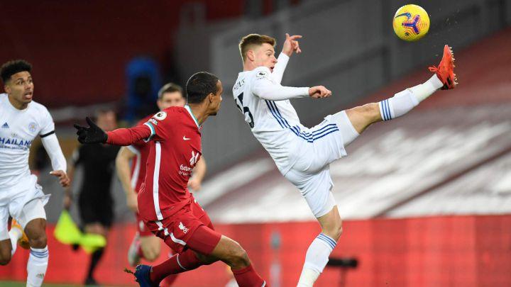 Liverpool 3 - Leicester 0: resumen, goles y resultado - AS.com