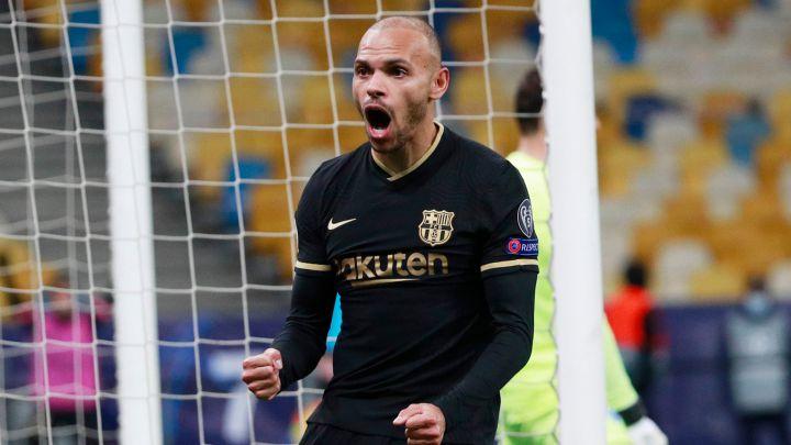 Dinamo Kiev - Barcelona en directo: Champions League en vivo - AS.com
