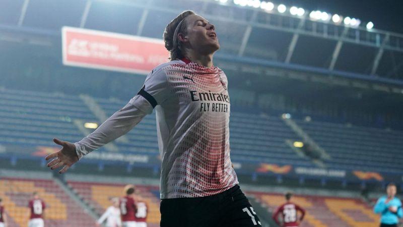 Resumen del Sparta de Praga vs. Milan de la Europa League - AS.com