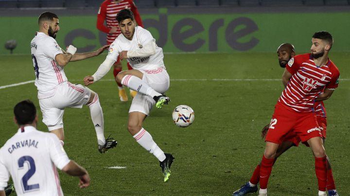 Real Madrid - Granada en directo: LaLiga Santander en vivo - AS.com