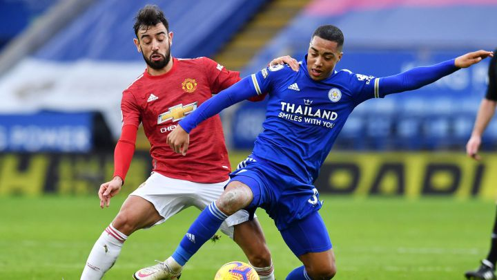 Leicester 2 - Manchester United 2: resumen y goles | Boxing Day - AS.com
