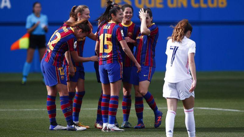 Barcelona 4-1 Real Madrid: La clásica goleada - AS.com