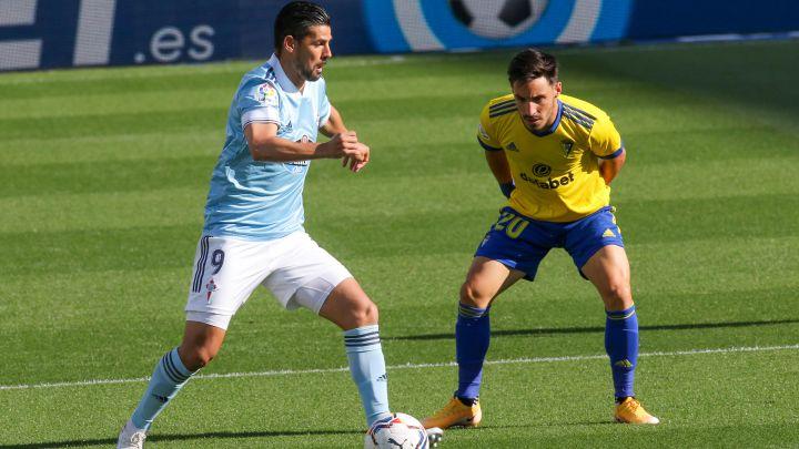 Cádiz 0- Celta 0: goles, resumen y resultado del partido - AS.com