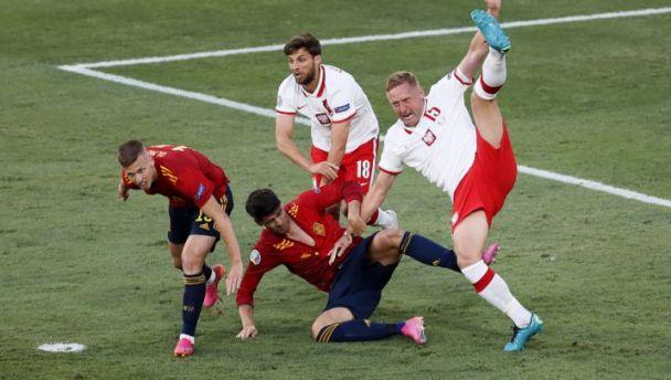 Eurocopa   Reacciones, polémica, análisis y comentarios del España - Polonia,  en directo - AS.com
