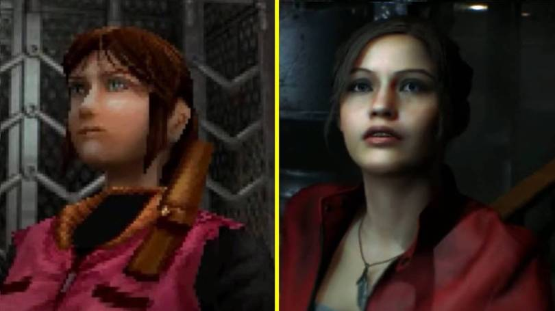 Comparativa: Resident Evil 2 Remake vs. el juego original ...