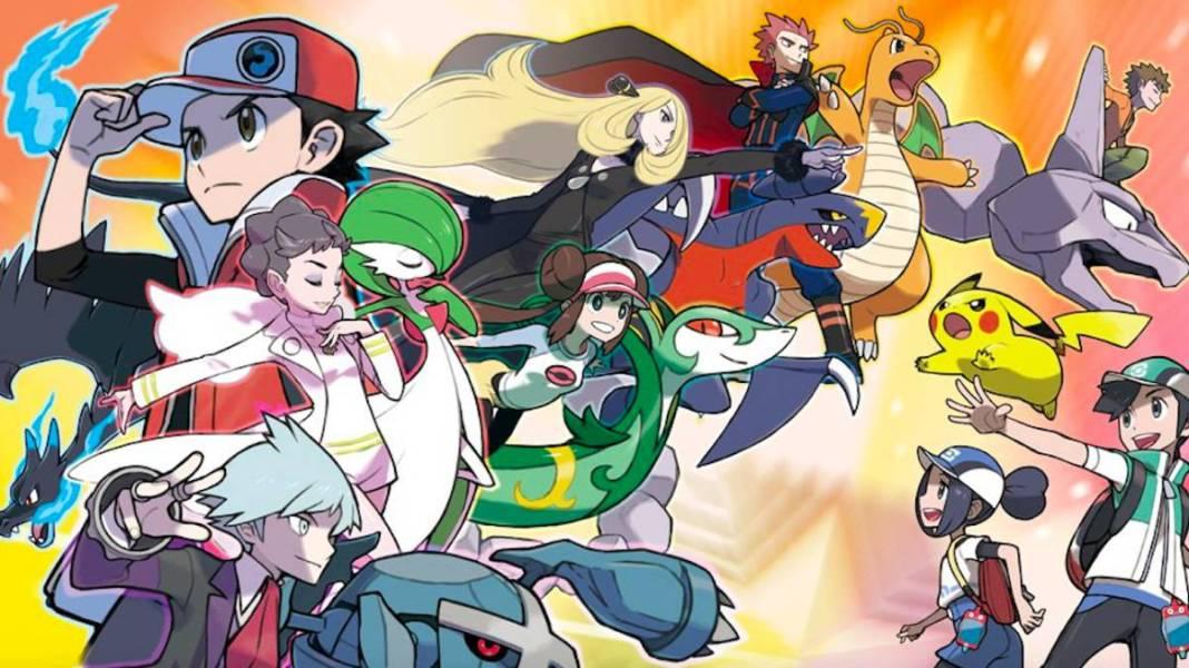 Pokémon Masters