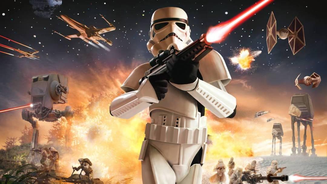 El Star Wars Battlefront clásico vuelve a tener online en Steam -  MeriStation