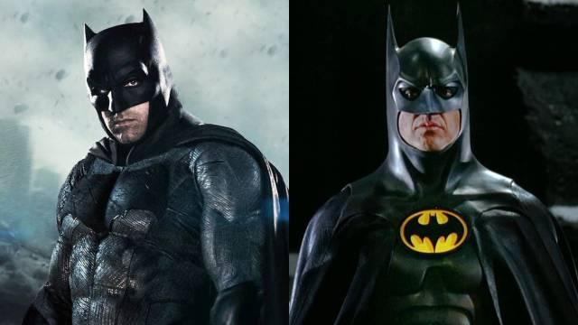 Ben Affleck y Michael Keaton regresarán como Batman en la película de Flash  - MeriStation