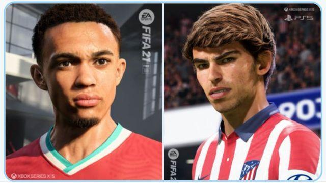 FIFA 21: primeras imágenes en PS5 y Xbox Series X - MeriStation