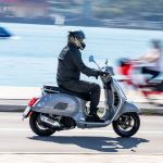 Teste Vespa Gts Super Tech 125 Sabor Italiano Test Drives Andar De Moto Brasil