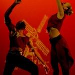 Two ARDT dancers