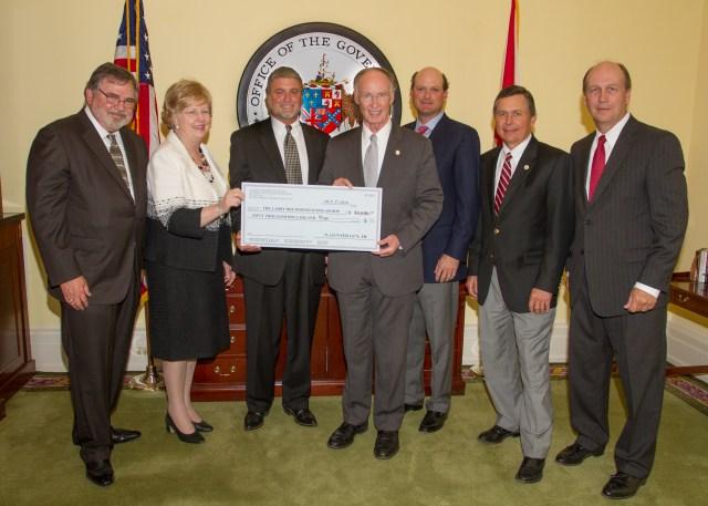 UA and Alabama government officials