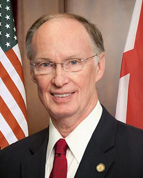 Alabama Governor Robert Bentley