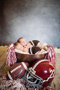 UA Alums name their twin boys Parker and Adam after the Parker-Adams Living-Learning Community where they met.
