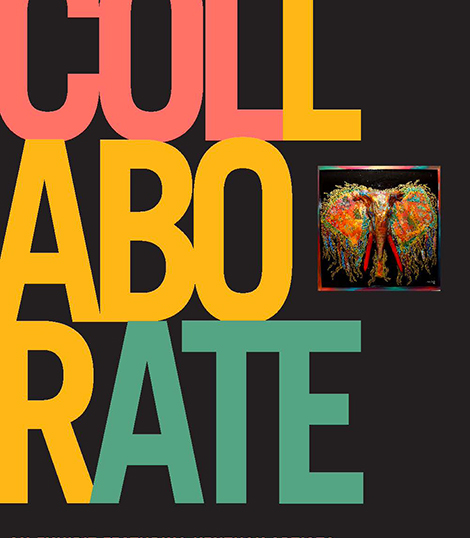 Collaborate: an exhibit featuring Kentuck artists