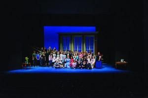 The Philadelphia Story cast and crew