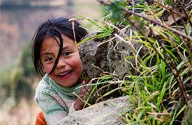 Child from Peru