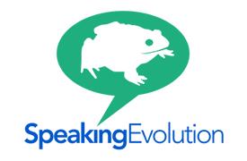 Speaking Evolution logo