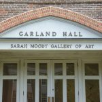 Sarah Moody Gallery of Art in Garland Hall