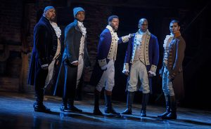 Throughout his time playing Hamilton, Luwoye has found a special connection to the character.