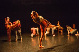 Yonder Contemporary Dance Company