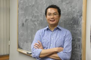 Dr. Wang-Kong Tse was recently awarded a grant for his research examining van der Waals materials.