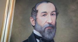portrait of Josiah Gorgas