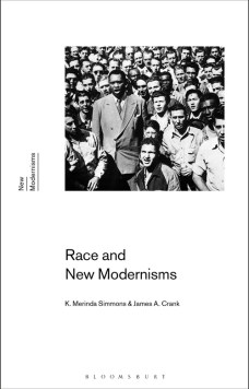 book cover for Race and New Modernisms by Andy Crank and Merinda Simmons