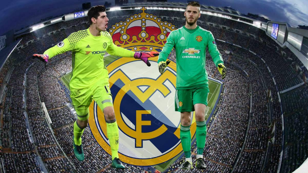 Real Madrid El Real Madrid Debate Si Fichar A Courtois O
