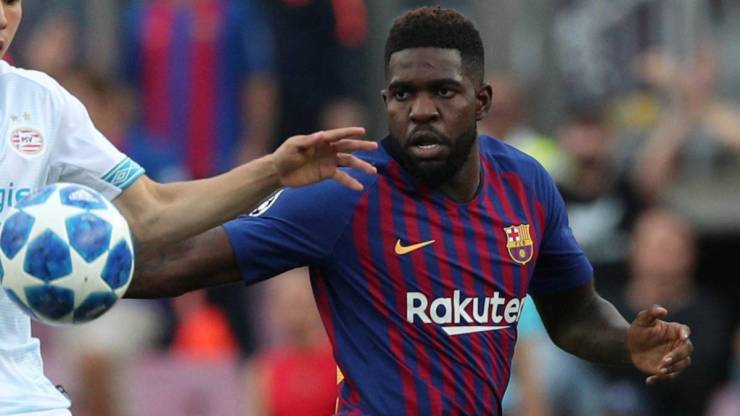 Image result for umtiti barcelona
