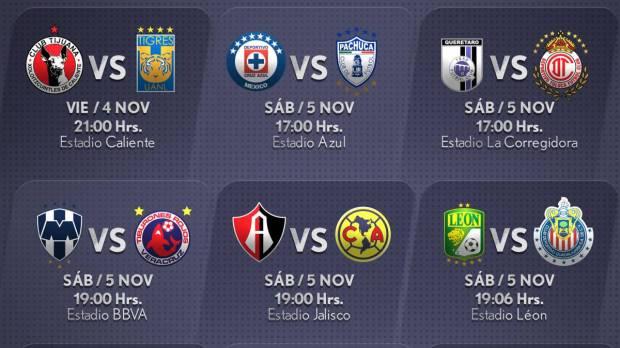 Resultado de imagen para Jornada 16 del Torneo Clausura
