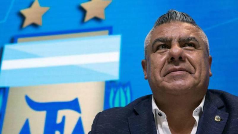 Claudio 'Chiqui' Tapia, reelecto por cuatro años más - AS Argentina