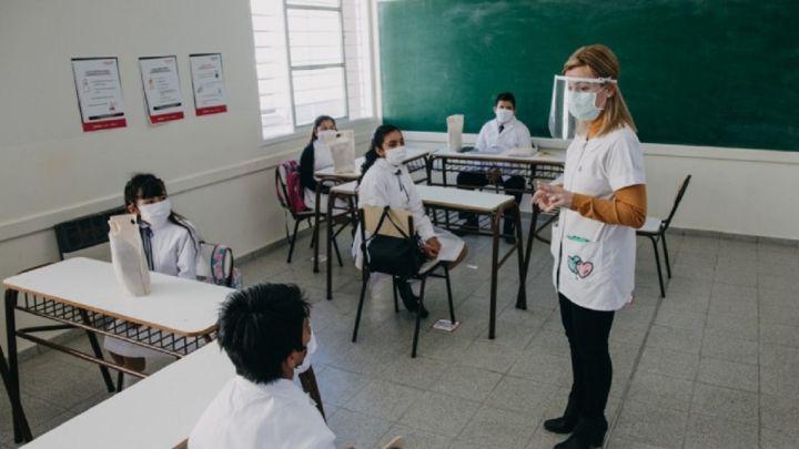 Resultado de imagen de CLASES CORONAVIRUS argentina