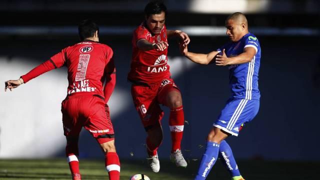 Universidad de Chile y Ñublense en directo online, válido por la ida de la primera ronda de Copa Chile, que se disputa hoy 15 de julio en Chillán.