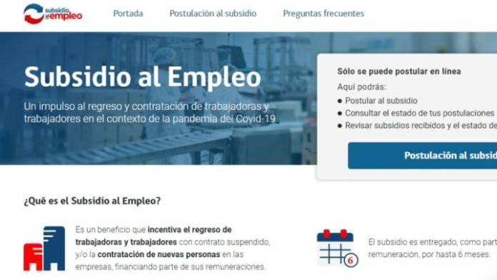 Plan de subsidio al empleo: de cuánto es el monto y cómo se paga