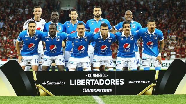 Millos pondrá la base de Copa Libertadores frente al DIM - AS Colombia