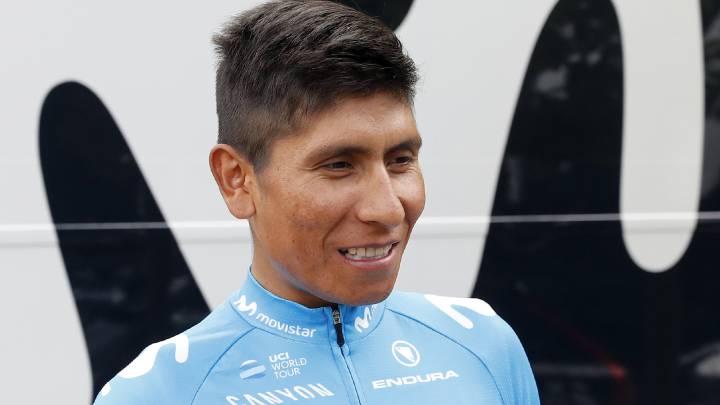 Nairo Quintana dio su balance tras la etapa 5 del Tour de Francia 2019.