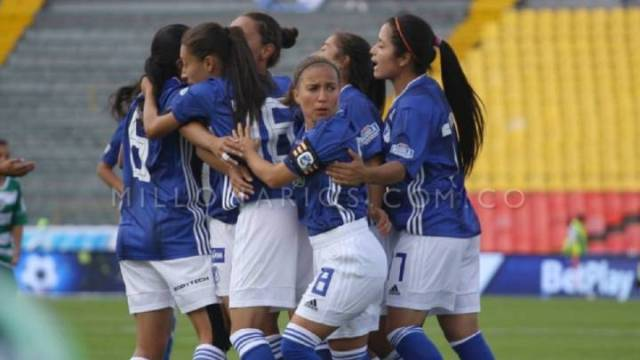 Partidos y resultados de la primera fecha de la Liga Águila femenina