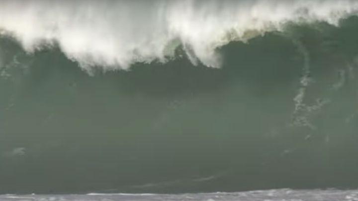 Muere Oscar Serra entre las olas gigantes de Puerto Escondido