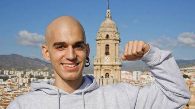 Image result for Pablo from Spain diagnosed with leukemia