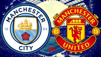 Image result for Man City and Man United