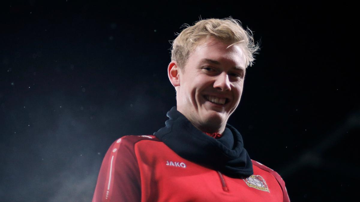 Image result for julian brandt leverkusen