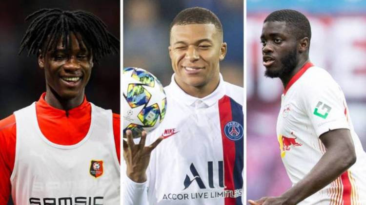 Real Madrid 2021: Camavinga, Upamecano, Mbappé... - AS.com