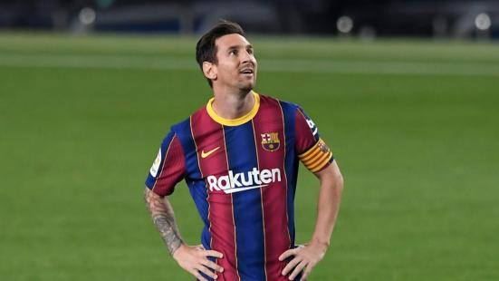 LaLiga fine with or without Barca's Messi as Tebas warns of COVID-19 financial crisis