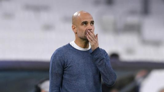 Guardiola 'incredibly happy' at Manchester City and hopeful of prolonging stay amid latest Barca links