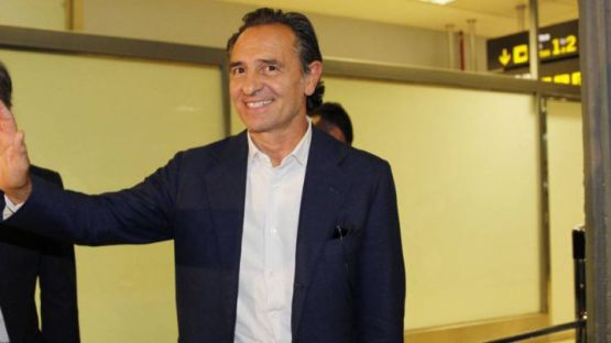 Fiorentina sack Iachini and appoint Prandelli as head coach