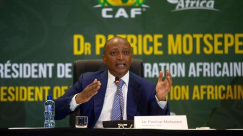 Motsepe talks about AFCON, FIFA presidency aspirations
